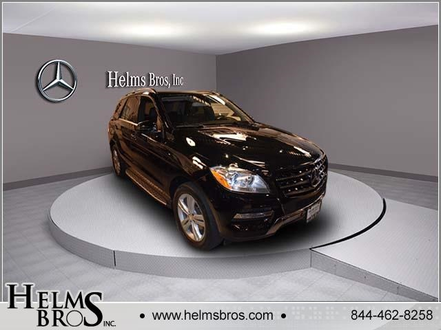 Pre-Owned 2015 Mercedes-Benz M-Class ML 350 AWD 4MATIC®