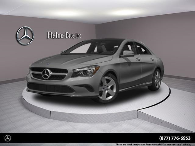 New 2019 Mercedes Benz Cla Cla 250 Coupe In Bayside 9m0027 Helms Bros